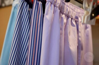 pyamov kalhoty BORA backstage 1