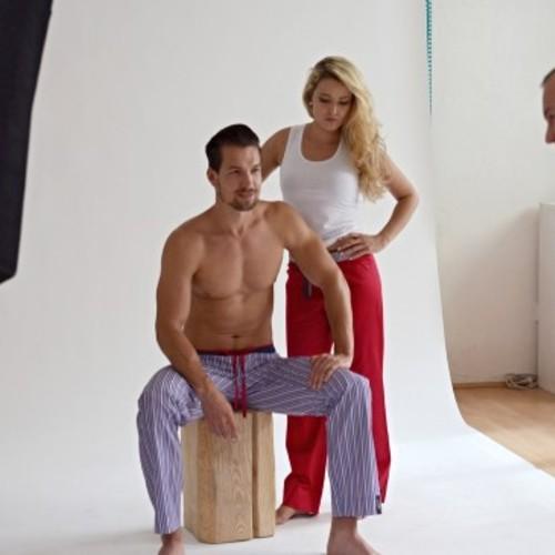 Fotili jsme nové kousky pyžamáčků BORA