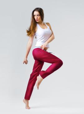Pyžamové kalhoty Cherry Moon