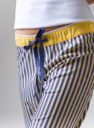 Pyžamové kalhoty Lucy Stripe