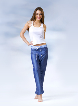 Pyžamové kalhoty Lady Dot