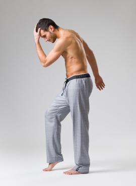 Pyžamové kalhoty Mr. Sherlock