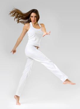 Pyžamové kalhoty Mrs. White