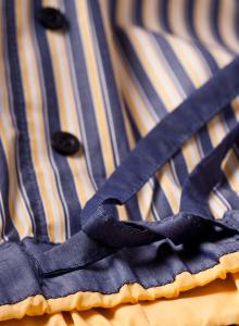 Pánské pyžamové šortky Tommy Stripe, 5