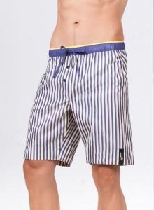 Pánské pyžamové šortky Tommy Stripe, 1