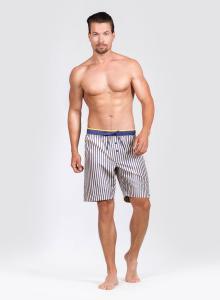 Pánské pyžamové šortky Tommy Stripe, 2