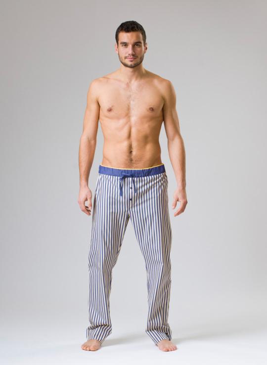 panske-pyzamove-kalhoty-Tommy Stripe 01