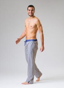 panske-pyzamove-kalhoty-Tommy Stripe 02