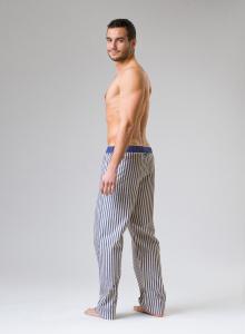 panske-pyzamove-kalhoty-Tommy Stripe 04