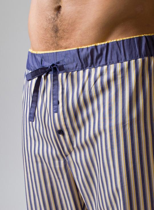 panske-pyzamove-kalhoty-Tommy Stripe 03