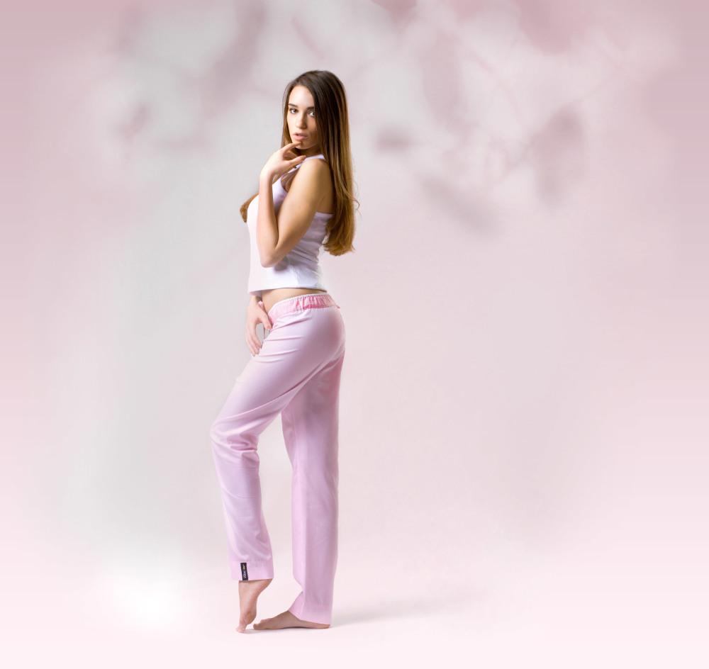 damske-pyzamove-kalhoty-Cute-Bunny