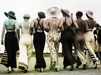 Plov pyamo z 1930, zdroj Pinterest